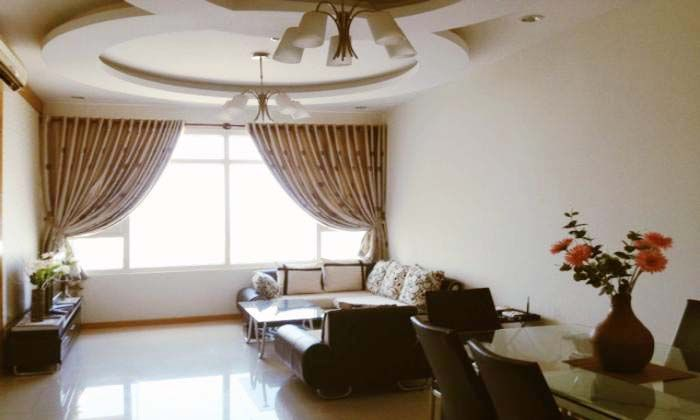 Lovely Three Bedrooms Saigon Pearl Apartment For Rent, Binh Thanh District, HCM City