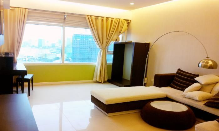 Lovely Two Bedrooms Saigon Pearl Apartments Rental Binh Thanh District