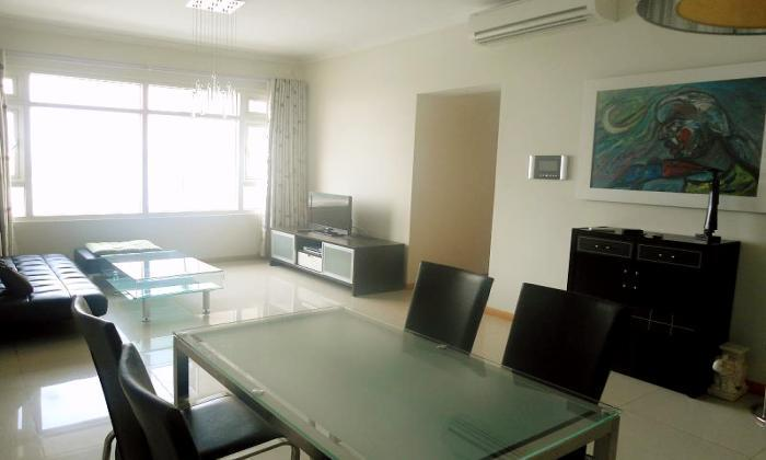 Two Bedrooms Saigon Pearl Apartment For Rent, Binh Thanh District, HCM City