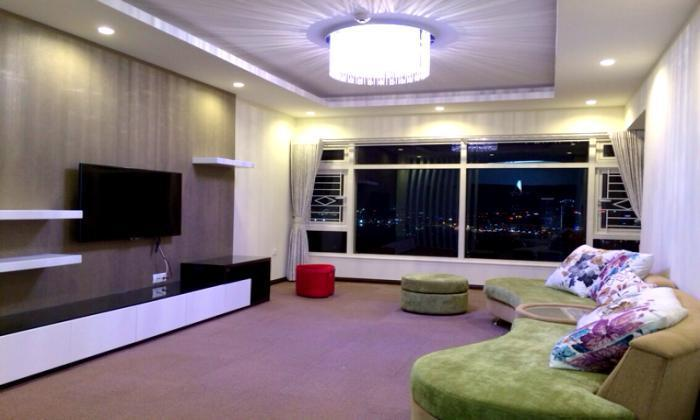 New Renovation Two Bedrooms Saigon Pearl Aparment For Rent, Binh Thanh District, HCMC