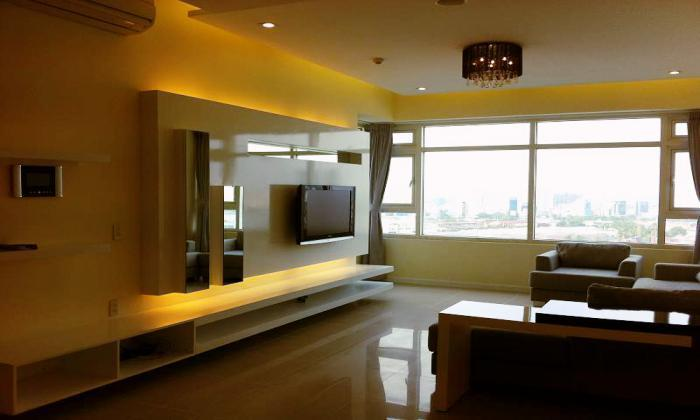 Two Beds Saigon Pearl Apartment For Rent Own Amazing View Of Saigon River