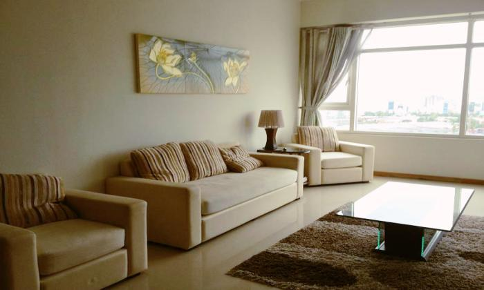Exclusive Two Bedrooms Apartment For Rent In Saigon Pearl, Binh Thanh District, HCM City