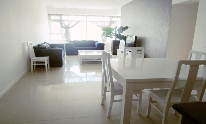 Tow Beds Saigon Pearl Apartments For Lease, Binh Thanh District, HCM City