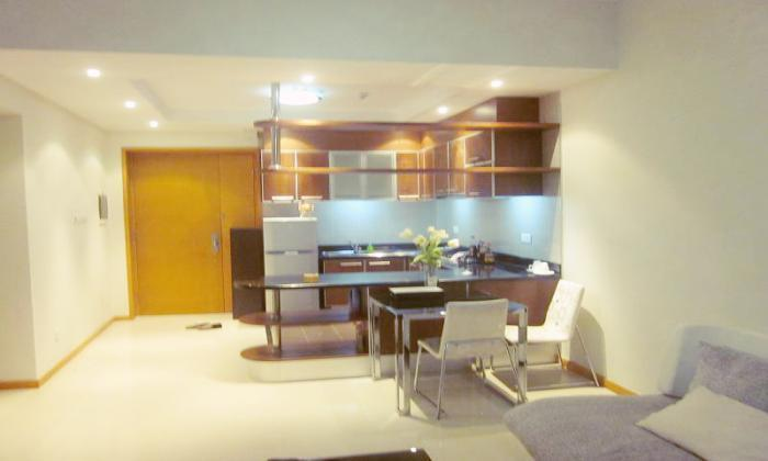 Lovely Interior Two Bedrooms Saigon Apartment For Rent, Binh Thanh District, HCMC