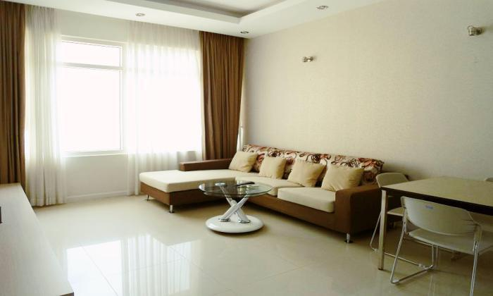 Luxurious Three Bedrooms Saigon Pearl Apartment For Lease, Binh Thanh District, HCMC