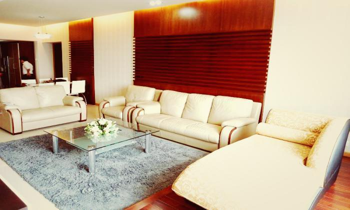 Delightful Four Bedrooms Saigon Pearl Luxury Apartment For Lease, Binh Thanh Dsitrict, HCMC