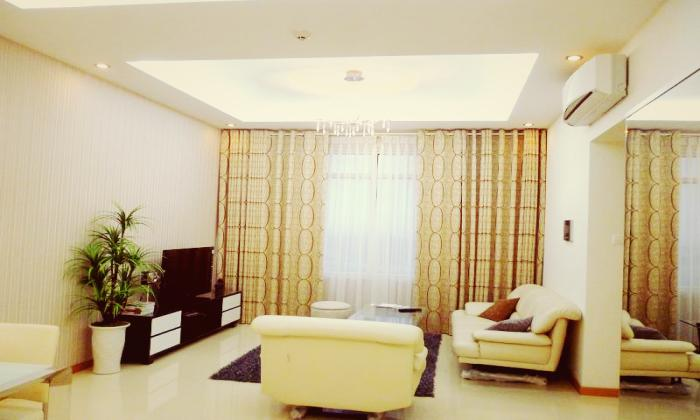 Two Bedrooms Saigon pearl Apartment For Rent/Lease Now! BinhThanh Dist