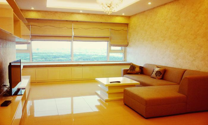 Amazing Views Saigon Pearl Apartment For Rent: on Nguyen Huu Canh St