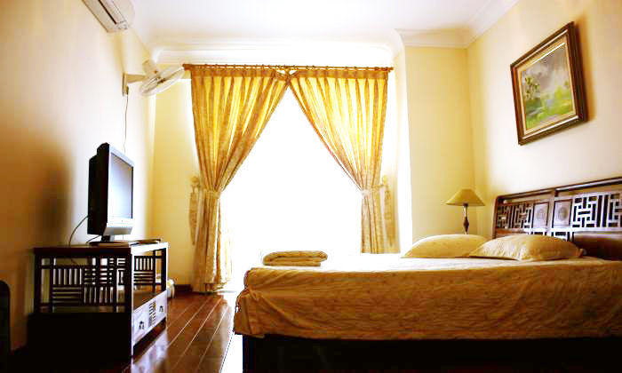 Classic Designed Apartment For Rent in The Manor Building- Binh Thanh Dist, HCM City