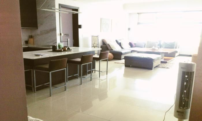 Amazing High Floor 2beds/$1300 The Manor Apartment For Rent, Binh Thanh Dist, HCM City