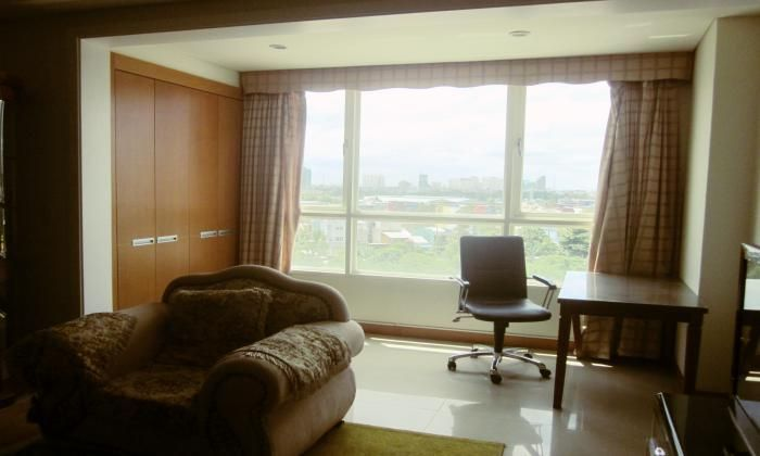 2Beds/1Bath $1000, The Manor Apartment For Lease, Binh Thanh District, HCM City