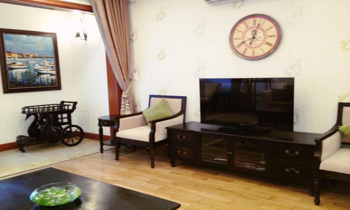 Wonderful Decoration 2Beds/$1100 The Manor Apartment For Rent, Binh Thanh Dist, HCM City