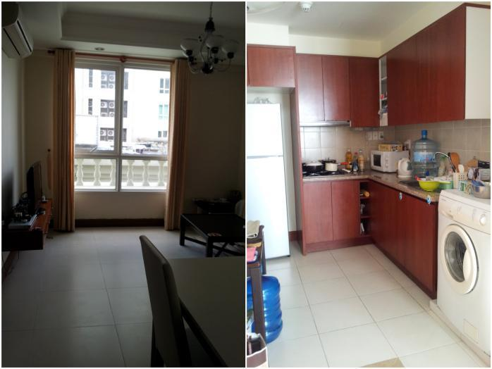 Nice 1Bed/$800 The Manor Apartment For Rent in Binh Thanh Dist