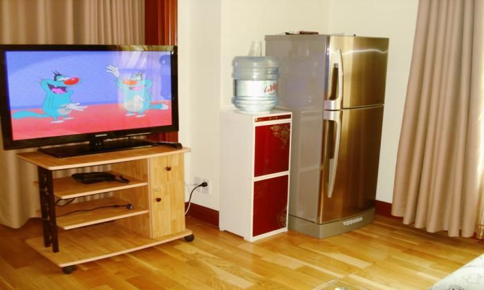 Very Nice Studio The Manor Apartment For Rent - HCM City.