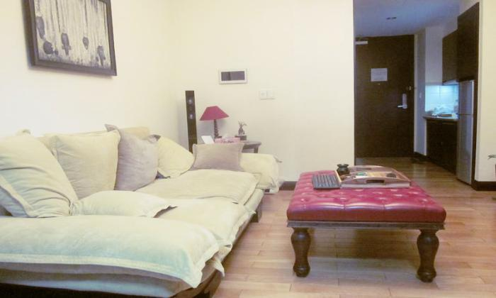 Cozy Studio Apartment For Rent in The Manor Building - Binh Thanh Dist