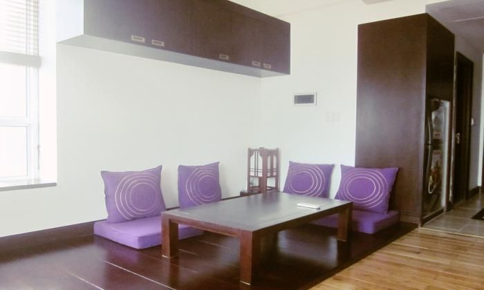 Charming Studio Apartment in The Manor Building, Binh Thanh Dist, HCMC