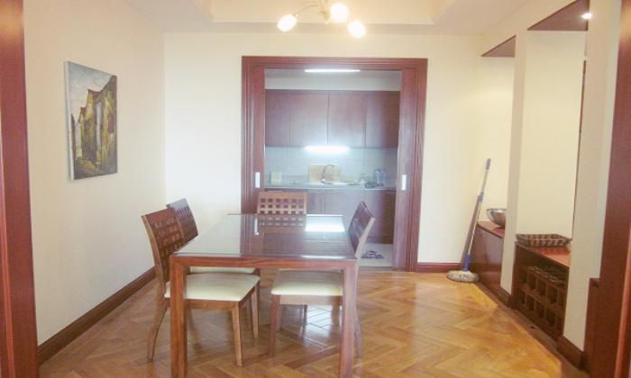 Beautiful High Floor Studio in The Manor For Rent. Binh Thanh District