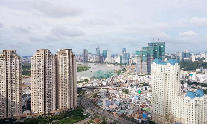 Premier City View Two Bedroom Apartment Vinhomes Central Park Ho Chi Minh City