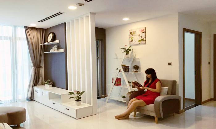 Amazing Style Two Bedrooms Apartment in Vinhomes Central Park Binh Thanh HCMC