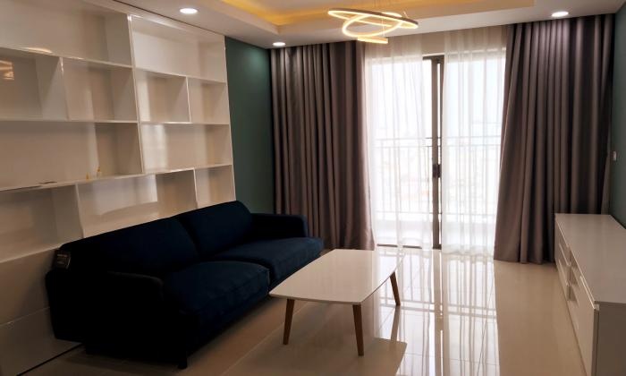Modern Three Bedroom Apartment in Phu Nhuan District Ho Chi Minh City