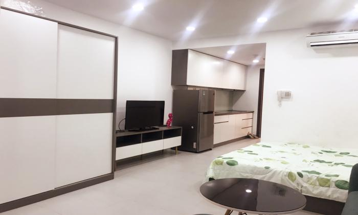 Nice View Two Bedroom Apartment For Lease in Orchard Garden Tan Binh Dist HCMC