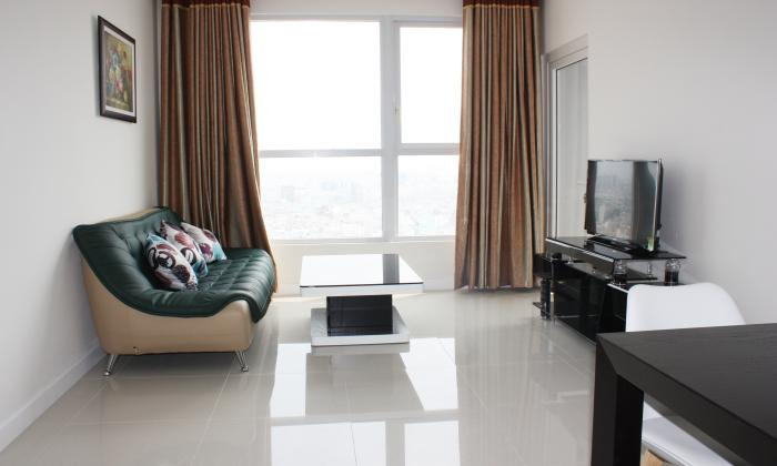 Nice View Apartment in The Prince Residence Phu Nhuan District HCM City