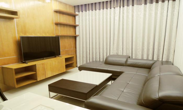 Luxury Apartment For Rent in The Prince Residence Phu Nhuan District HCMC
