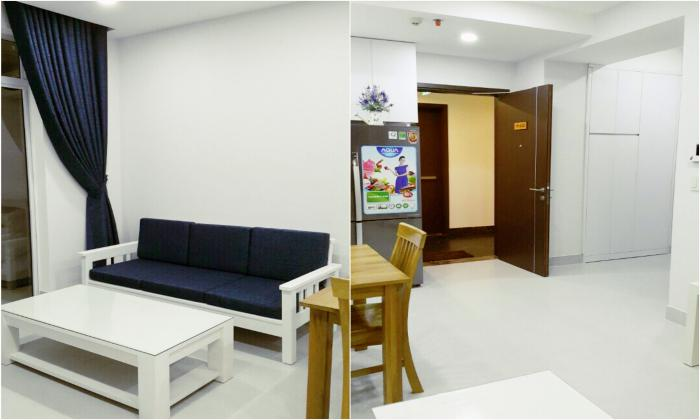 Newly One Bedroom in The Prince Residence Phu Nhuan District HCMC