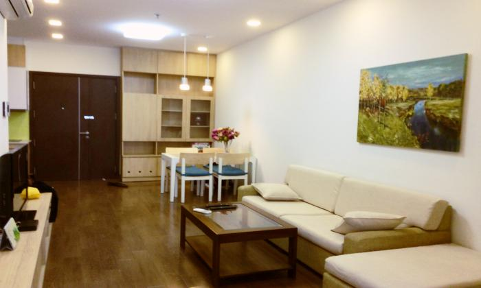 High Floor 1 Bedroom Apartment in The Prince Residence Phu Nhuan District