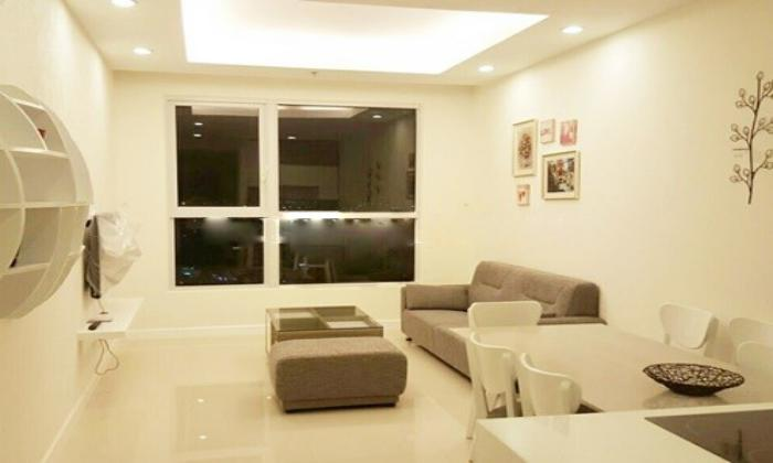 Brand New Two Bedrooms The Prince Residence, Phu Nhuan Dist HCMC