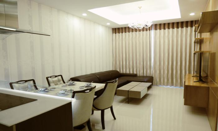 Modern Interior Apartment in The Prince Residence, Phuan Nhuan Dist HCM City