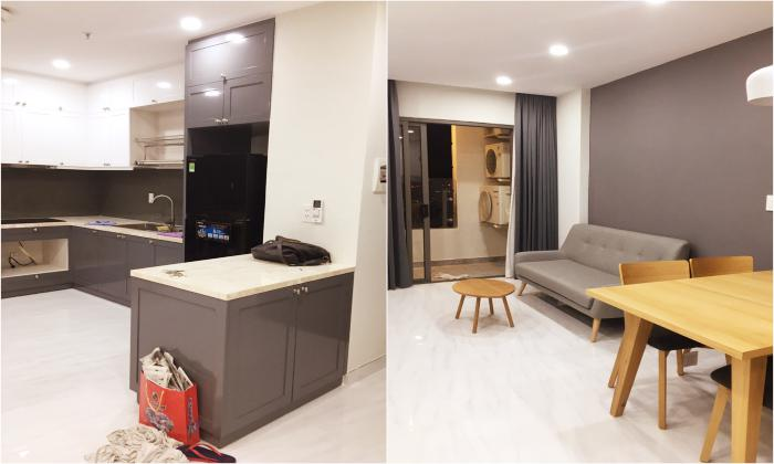 Good Looking Two Bedroom Apartment in Garden Gate Phu Nhuan District HCMC