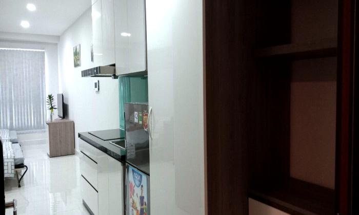 Good Rent Double Bed Apartment For Rent in Garden Gate Tan Binh District HCMC