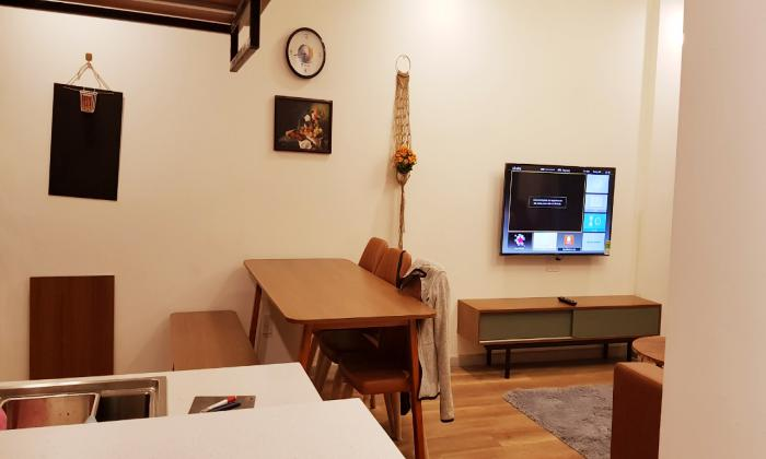 Very Modern Garden Gate Apartment For Rent in Phu Nhuan District Ho Chi Minh City