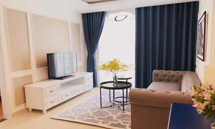 Western Designed Two Bedroom Apartment For Lease in Sky Center Tan Binh Dist HCMC