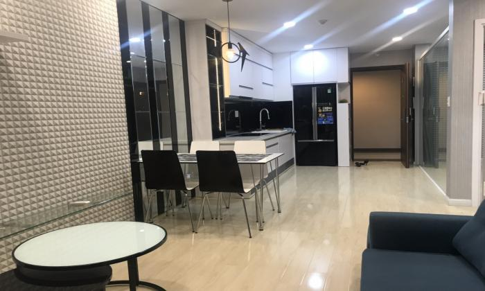 Brilliant One Bedroom Fully Furnished in The Bonatica Tan Binh District HCMC