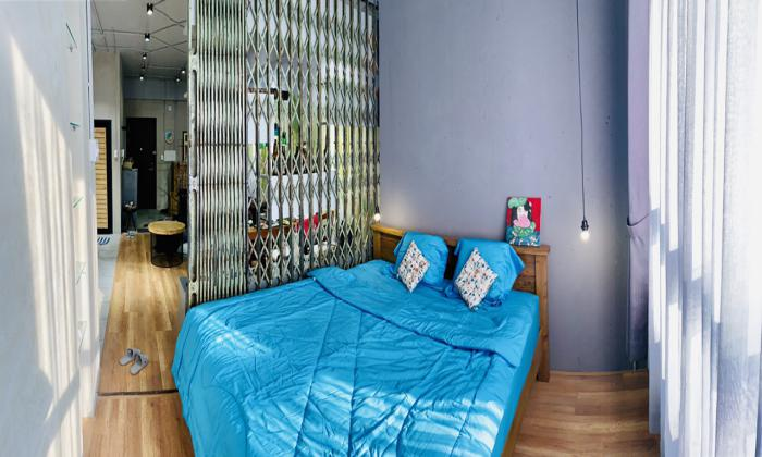 Vintage Designed One Bedroom Apartment For Rent in Bonatica Tan Binh District HCMC