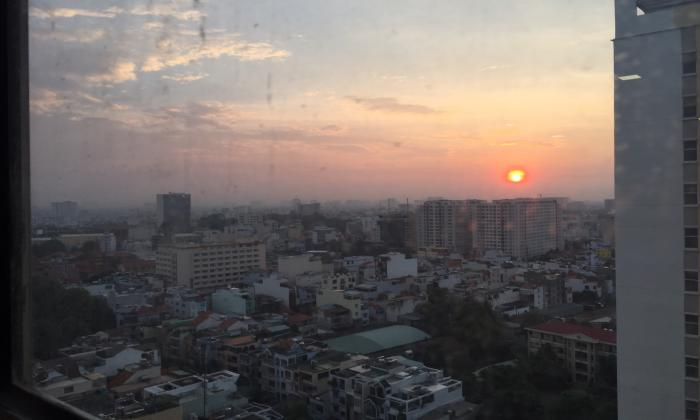 Sunset View One Bedroom Apartment For Rent in Tan Binh District HCM City