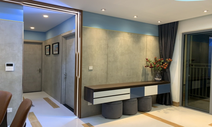 Corner Three Bedroom Palm Height Apartment For Sale in District 2 Ho Chi Minh City