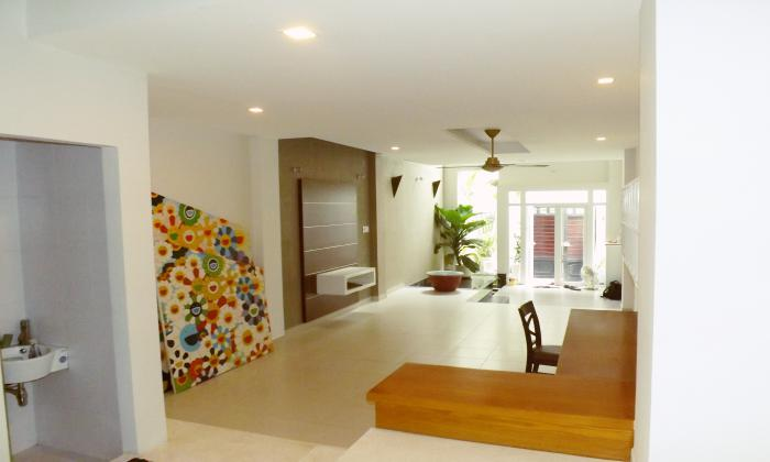 Beautiful Newly House For Rent on Le Lai Street, District 1, HCM City.