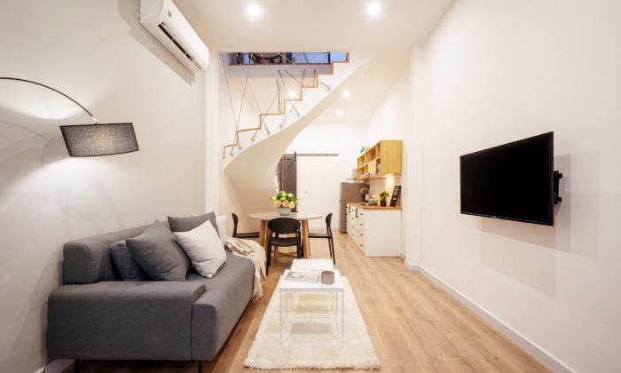Brilliant House For Rent in Tran Hung Dao Sreet District 1 Ho Chi Minh City
