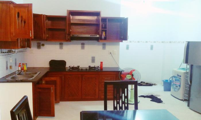 Three Bedrooms House For Rent on Tran Quang Khai St, District 1, HCMC