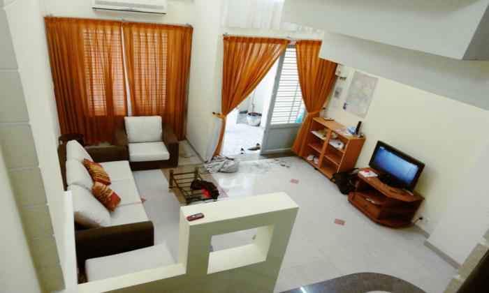 Beautifully Three Bedrooms Townhouse For Rent, District 1, HCM City