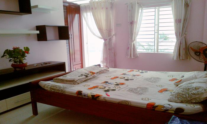 House For Rent on Nguyen Trai Street, District 1, HCMC