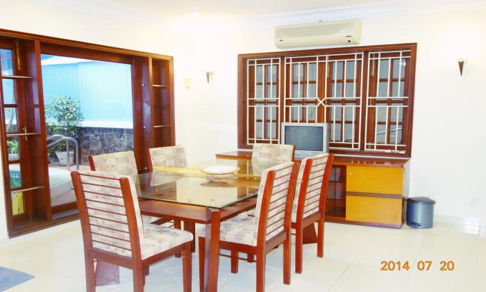 Nice Mini Villa For Rent in District 3, Ho Chi Minh City