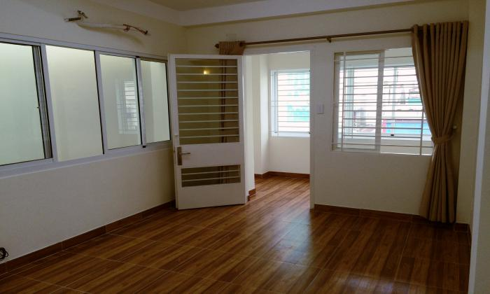 Unfurnished Brand New House For Rent in District 1 HCM City