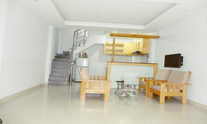 Townhouse For Rent in District 3, HCMC
