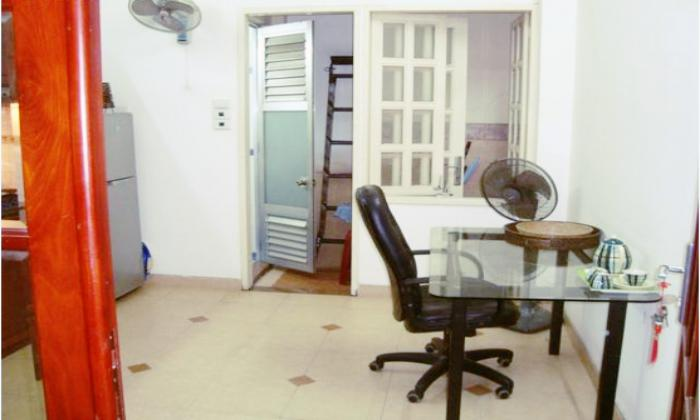 House For Rent on Nam Ky Khoi Nghia, District 3, HCMC