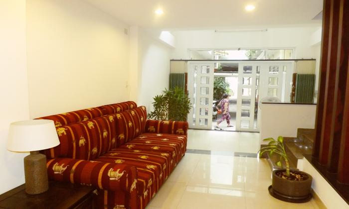 Townhouse For Rent in Nguyen Dinh Chieu St, District 3, HCMC