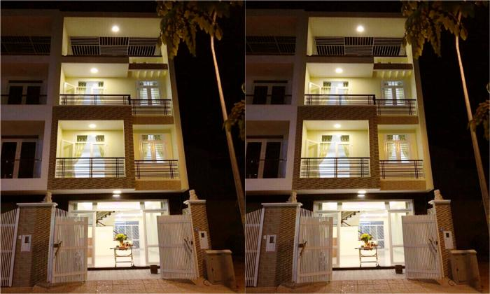 Brand New Townhouse For Rent in Nha Be District HCM City